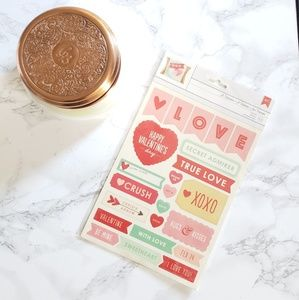 Other - Free with Purchase - Valentine's Day Stickers